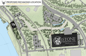 Stone's site plan