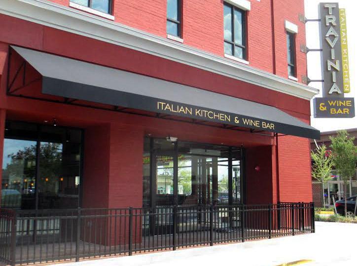 Travinia Kitchen & Wine Bar is set to open on Aug. 3.