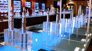 Avail also manufactures its own e-cigarette flavored liquid.