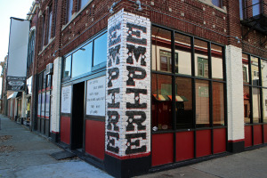 Empire vacated the West Broad and Laurel streets space in October.