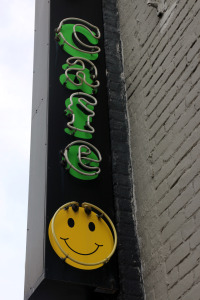 Have a Nice Day has been closed for about a year.