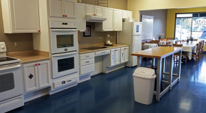 Source Kitchen rents out commercial kitchen spaces by the hour. Photo courtesy of Kitchen Source.