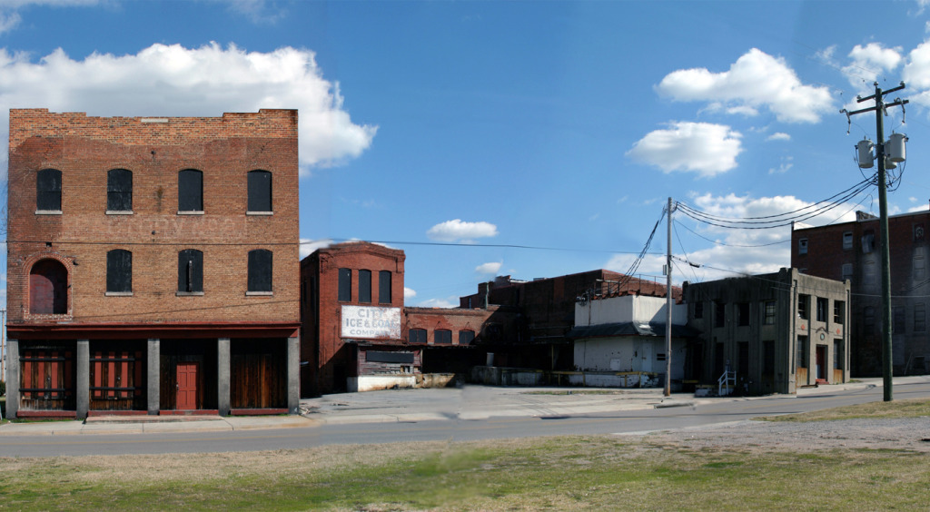 A brewery and apartment building are in the works along Third Street in Old Towne Petersburg. Photos courtesy of